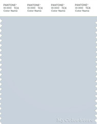 PANTONE SMART 13-4103X Color Swatch Card, Illusion Blue