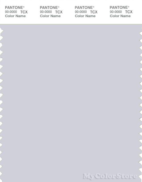 PANTONE SMART 13-4105X Color Swatch Card, Lilac Hint