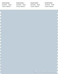 PANTONE SMART 13-4304X Color Swatch Card, Ballad Blue