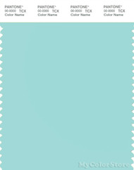 PANTONE SMART 13-4910X Color Swatch Card, Blue Tint
