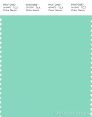 PANTONE SMART 13-5714X Color Swatch Card, Cabbage