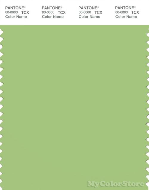 PANTONE SMART 14-0226X Color Swatch Card, Opaline Green