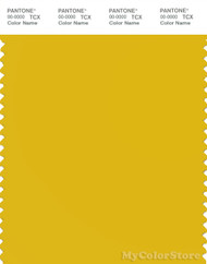 PANTONE SMART 14-0755X Color Swatch Card, Sulphur