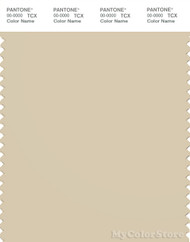 PANTONE SMART 14-1108X Color Swatch Card, Wood Ash