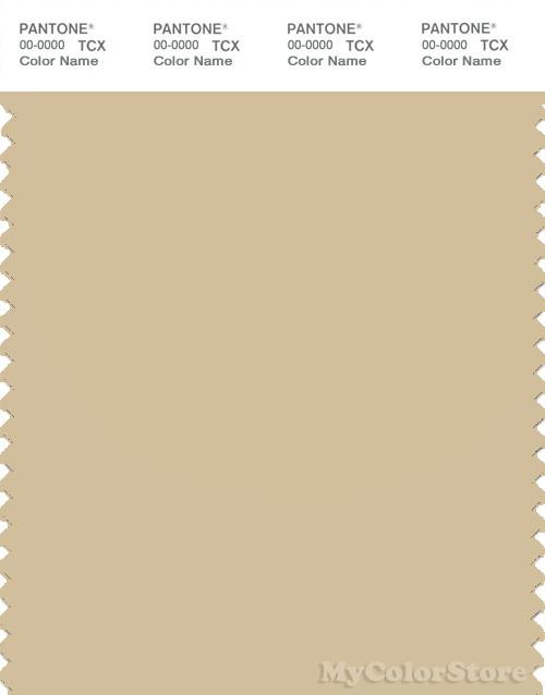 PANTONE SMART 14-1110X Color Swatch Card, Boulder