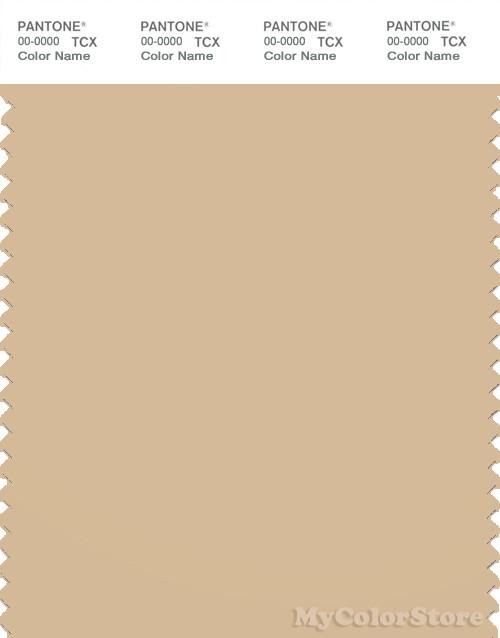 PANTONE SMART 14-1118X Color Swatch Card, Beige