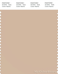 PANTONE SMART 14-1212X Color Swatch Card, Ecru Drab