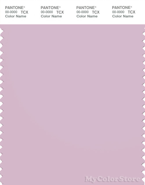 PANTONE SMART 14-3206X Color Swatch Card, Winsome Orchid