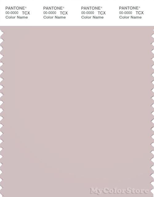 PANTONE SMART 14-3803X Color Swatch Card, Hushed Violet