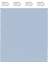 PANTONE SMART 14-4112X Color Swatch Card, Skyway