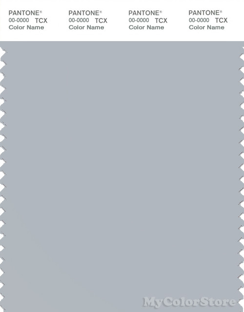 PANTONE SMART 14-4206X Color Swatch Card, Pearl Blue