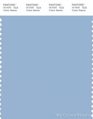 PANTONE SMART 14-4214X Color Swatch Card, Powder Blue