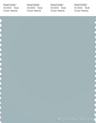 PANTONE SMART 14-4306X Color Swatch Card, Cloud Blue