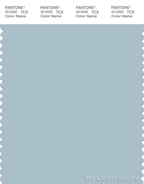 PANTONE SMART 14-4307X Color Swatch Card, Winter Sky