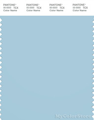 PANTONE SMART 14-4311X Color Swatch Card, Corydalis Blue