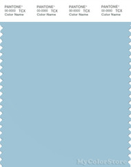 PANTONE SMART 14-4313X Color Swatch Card, Aquamarine
