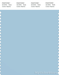 PANTONE SMART 14-4317X Color Swatch Card, Cool Blue