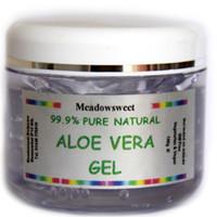 Meadowsweet Aloe Vera Gel (100g)