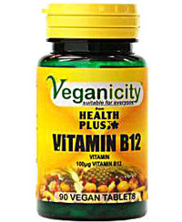 Vitamin B12 100µg - High Strength