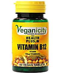 Vitamin B12 100µg - High Strength