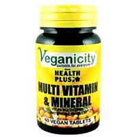 Veganicity Multivitamins & Minerals