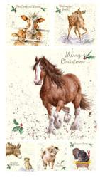 Hillside Deluxe Christmas Cards