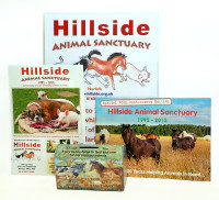 Hillside Fundraising SAMPLE Pack (free of charge)
