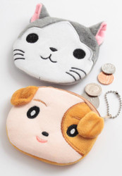 Animal Soft Coin Purse