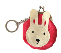 Rabbit Keyring Coin Purse