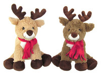Reindeer Cuddly Soft Toy