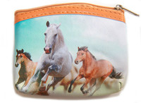 Horse Design Coin Purse