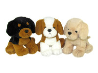 Cuddly Soft Toy Dogs