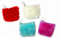 Fluffy Coin Purse