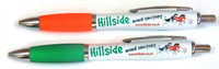 Hillside Pens with design logo