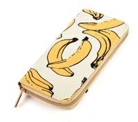 Classic Zip-a-Round Banana Purse