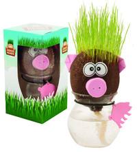 Animal Grass Heads