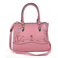 Stylish Embroidery Handbag