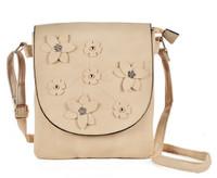 Stylish Floral Foldover Handbag (HB27)