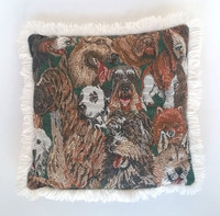 Dog Design Scatter Cushions