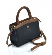 Petite Cross Body Bag With Button Design (HB25)
