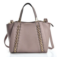 Dual Use Handbag with Chain Design (HB17)