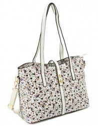 Hearts and Flowers Bag (HB3)