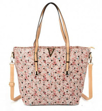 Heart and Flowers Design Bag