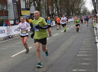 COMPLETED - Peter Cobb is Running the London Marathon for Hillside!