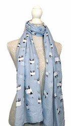 Sheep Scarf