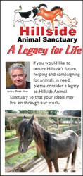 Hillside Legacy Leaflet