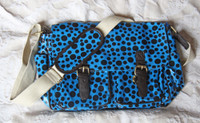 Spotted Design Oilcloth Bags (HB65)