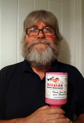 Sponsored Beard Cut in aid of Hillside