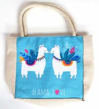 Llama Mini Tote Bag (HB70)