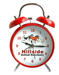 Hillside Alarm Clock